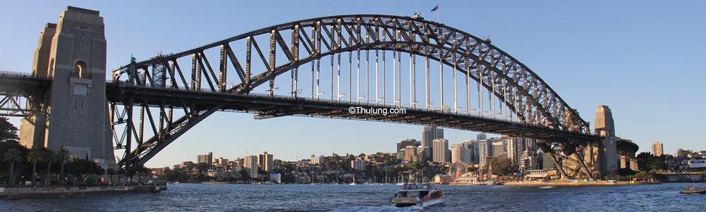 Sydney Harbour Bridge - OnlySydney.com
