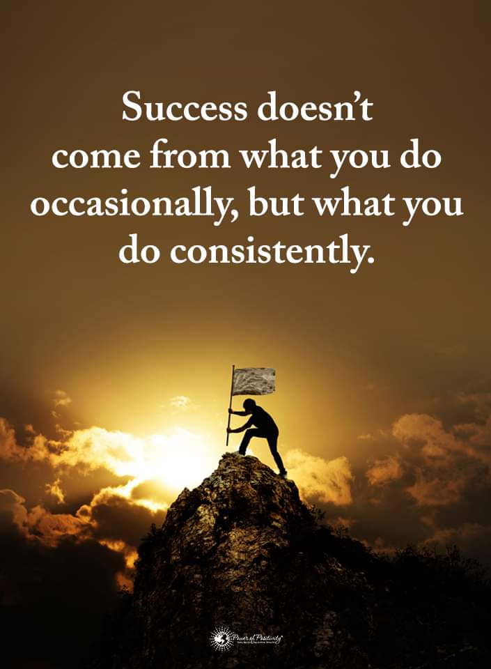 Inspirational Quotes On Twitter Success Doesnt Come From What You