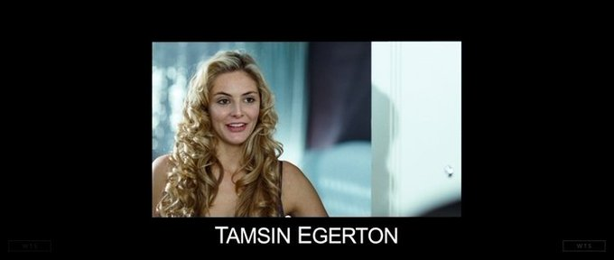 Born on this day, Tamsin Egerton turns 30. Happy Birthday! What movie is it? 5 min to answer!
