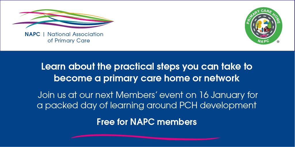 NAPC on Twitter: