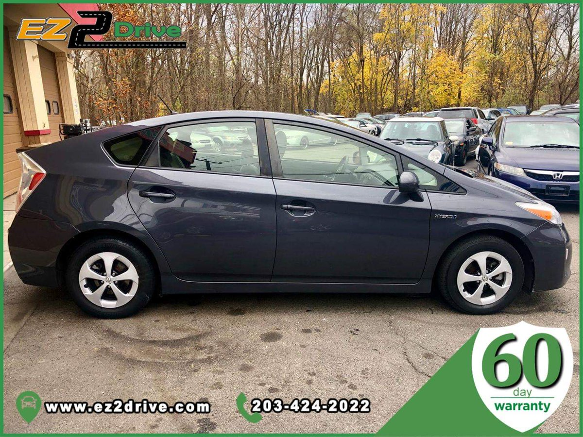 Ez2drive Auto Group On Twitter 2012 Toyota Prius Five Hatchback