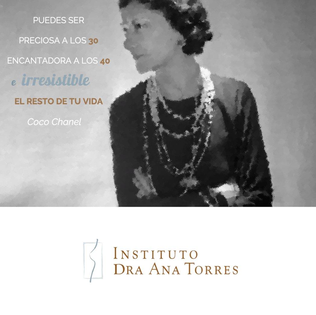 Instituto Dra Ana Torres בטוויטר Por Qué Hemos De