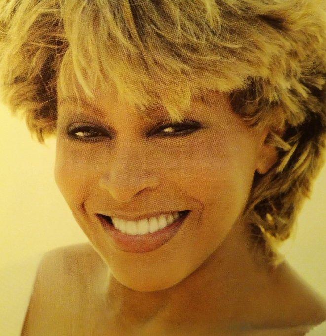 Happy birthday to Tina Turner