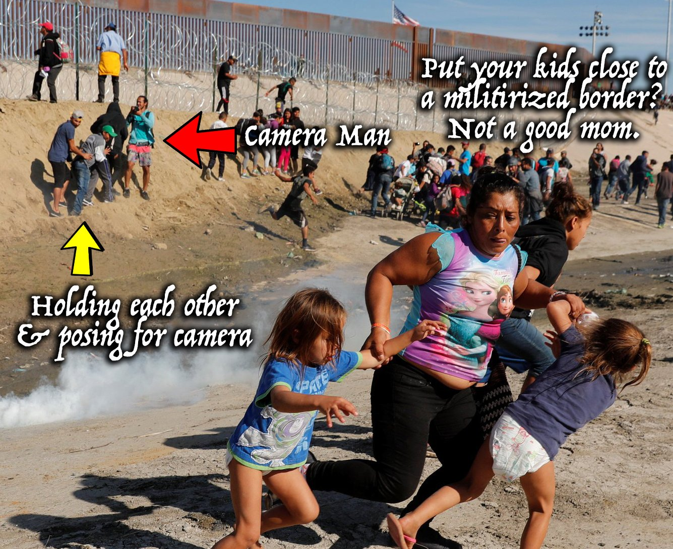 Mexico Will Deport Those Migrants Who Attempted To Illegally Cross U.S. Border Today… plus more Ds6R7fFU8AAQ8Dw