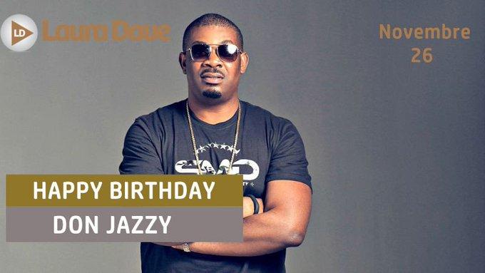 PEOPLE : Happy Birthday à Don Jazzy !   Il fête ses 36 ans ce jour !