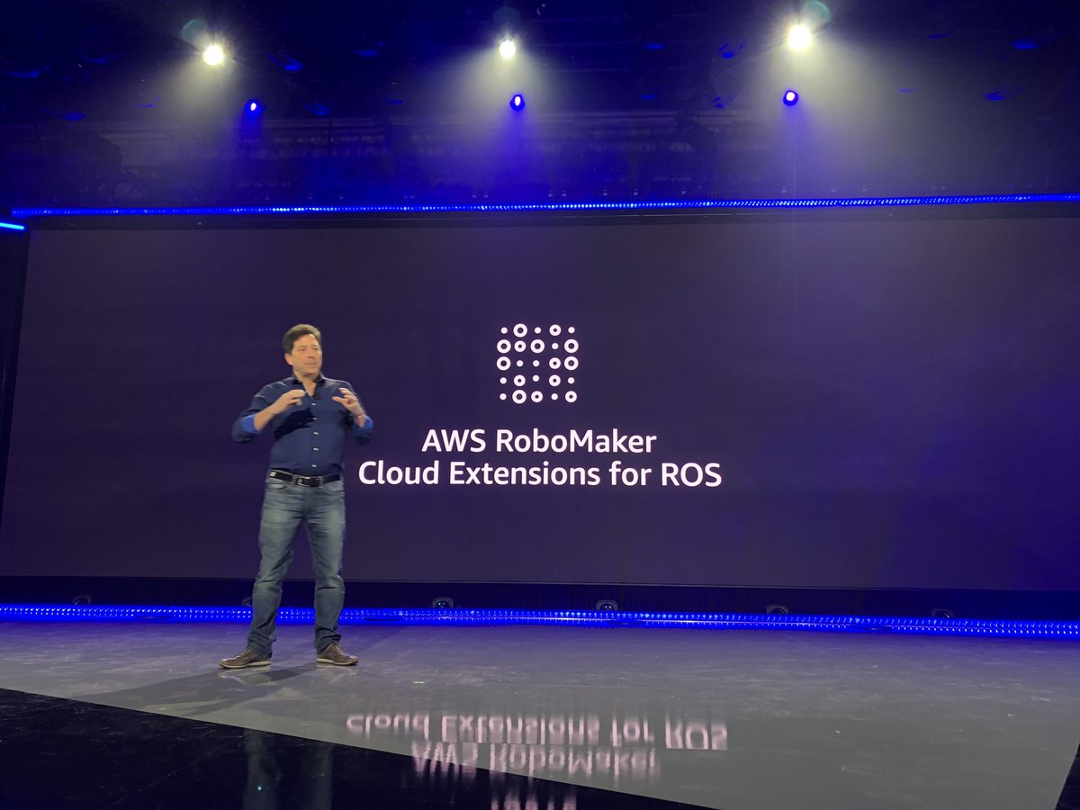 AWS re:Invent on Twitter: