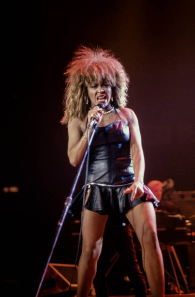 The Queen! Happy Bday Tina Turner!