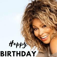 """Happy bday, Tina Turner!  \""""Private Dancer\"""" abrindo a semana aqui no Feliz segunda-feira!"""