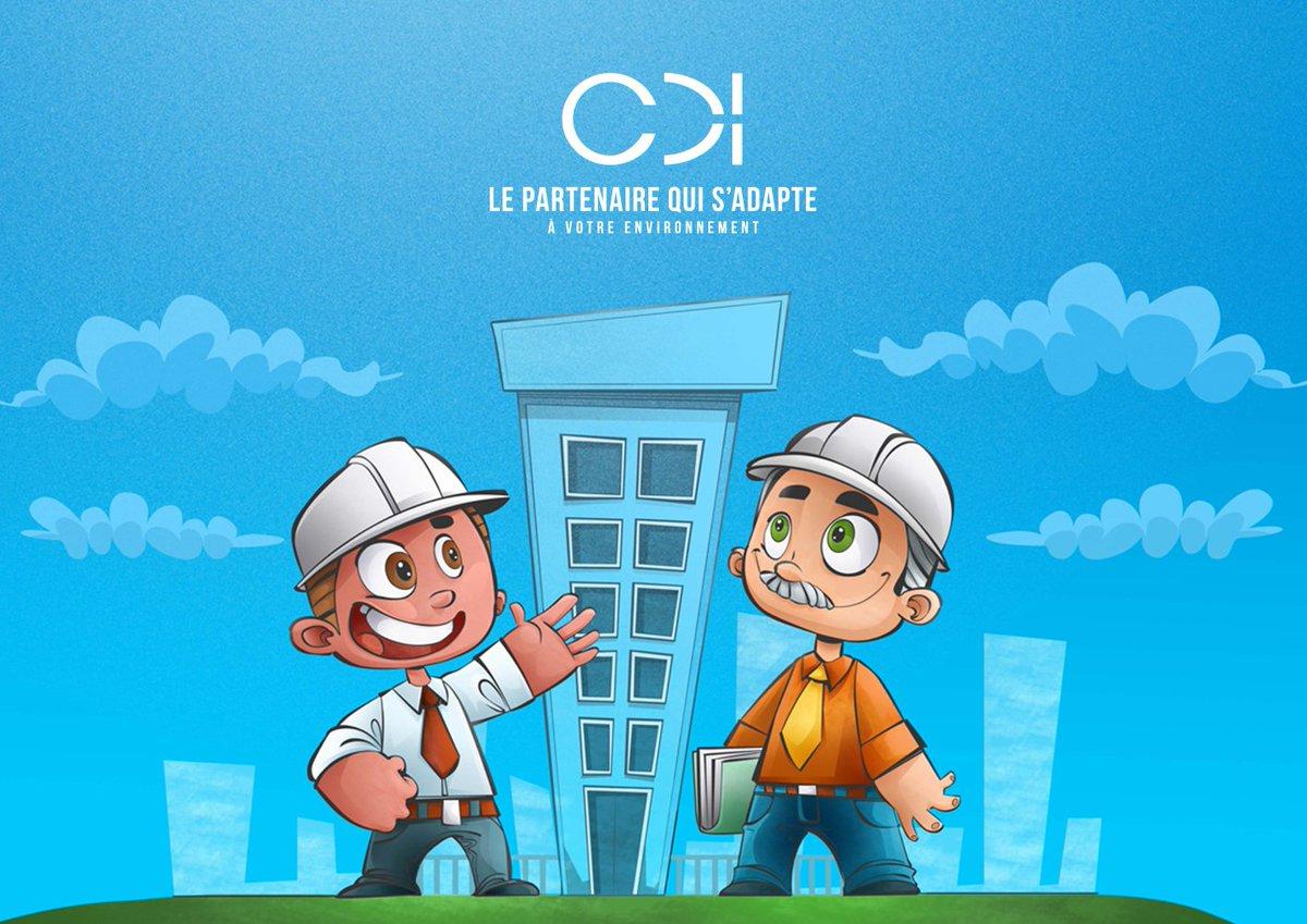 Laurent Bayot On Twitter Identite Visuelle Realisee Pour CDI Batiment Logo Carte De Visite Depliant Tco K3qgh9Kq7P Graphistetoulouse