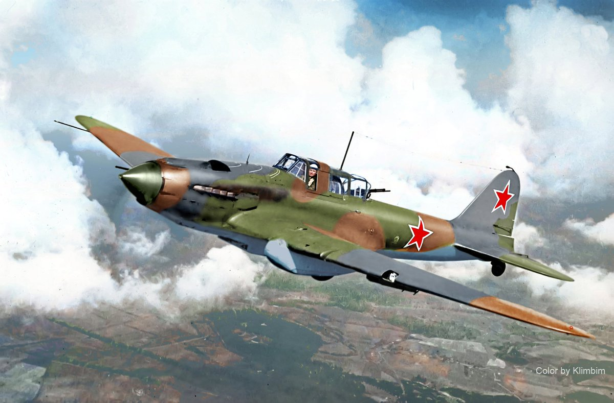 [WWII] Soviet Air Force Ds6zETgXgAAWuSz