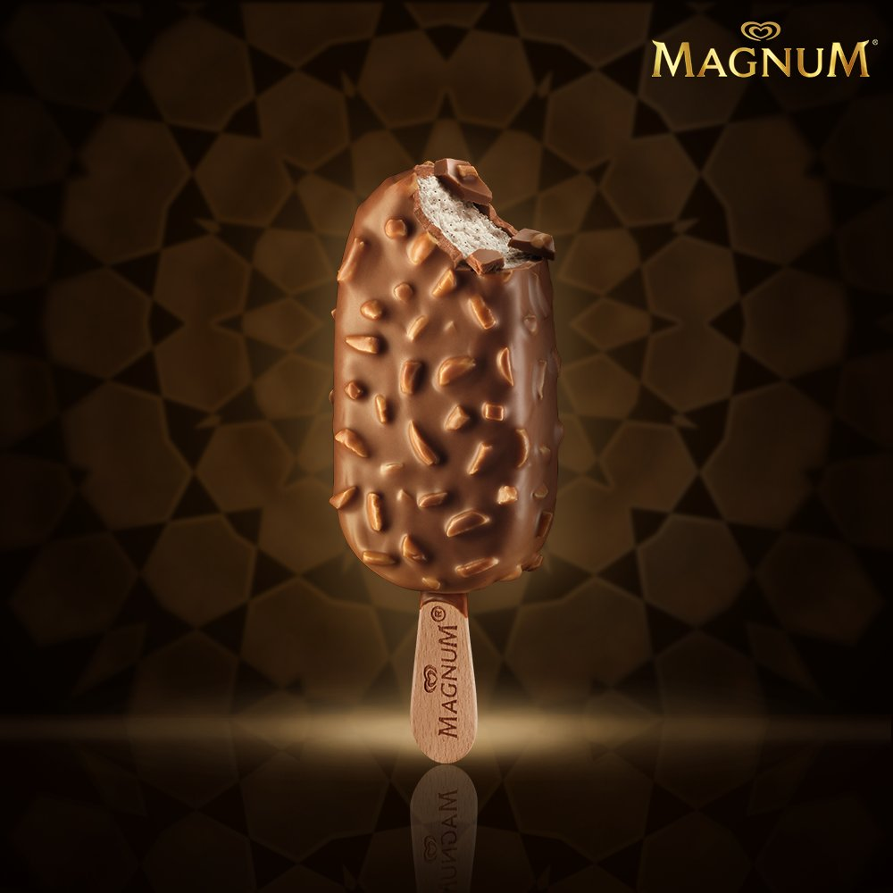 Lose yourself into mesmerising taste of Magnum. #TakePleasureSeriously https://t.co/tMI7a5B3ib