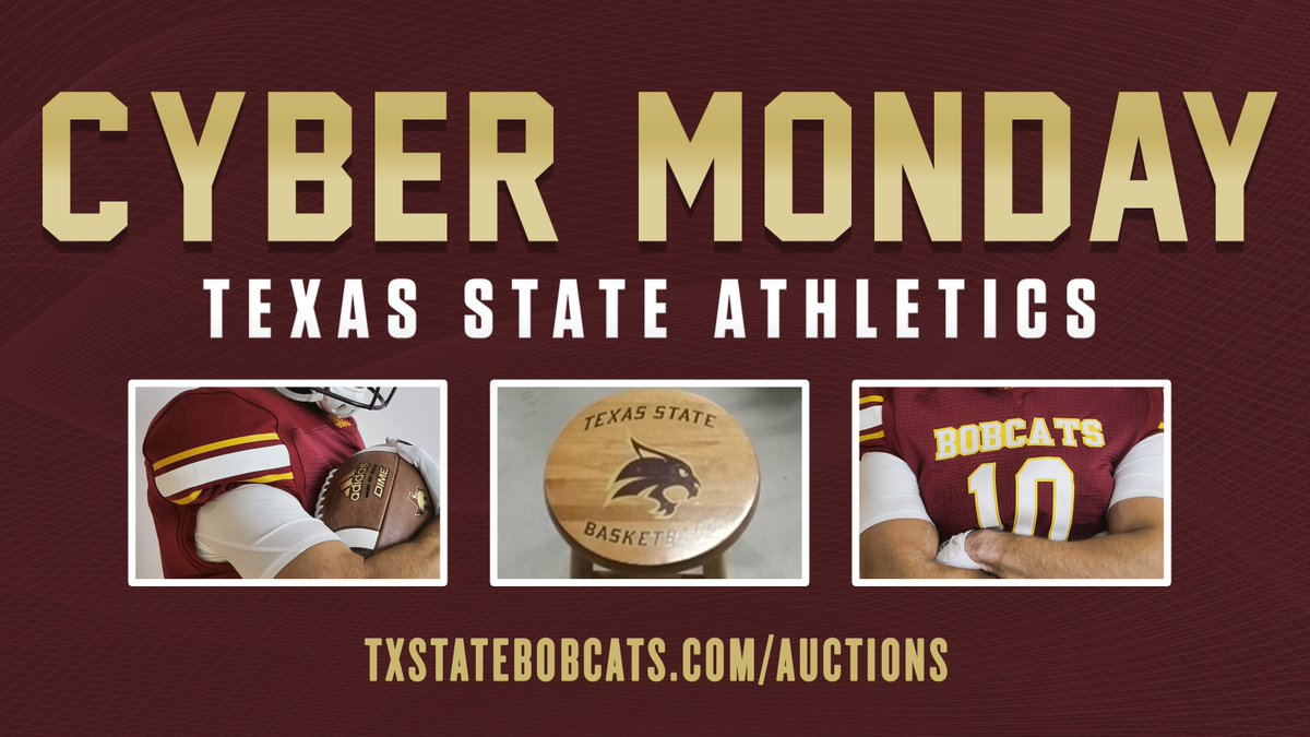 Texas State Bobcats on Twitter: