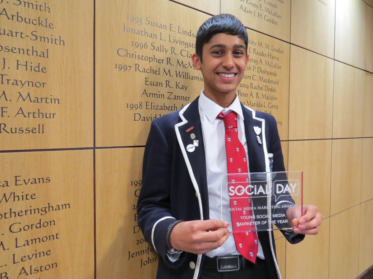 S6 pupil Suhit's business success hit the headlines at the weekend when he featured in the Sunday Times Scotland newspaper. Read his inspiring story here. http://ow.ly/LGim30mKDdy #WeAreHutchie #BeOneOfUs #Achieve #Belong