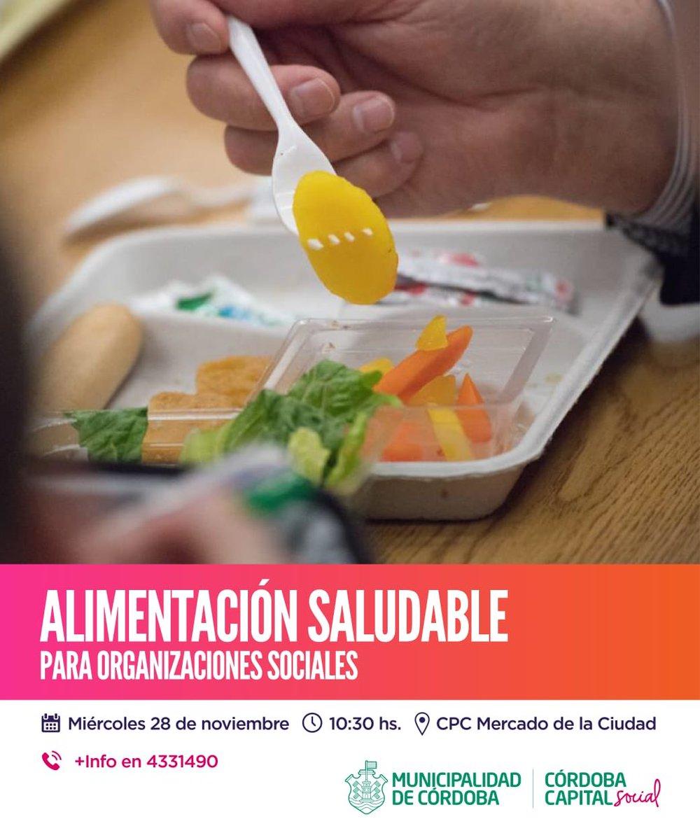 organizaciones de alimentación saludable