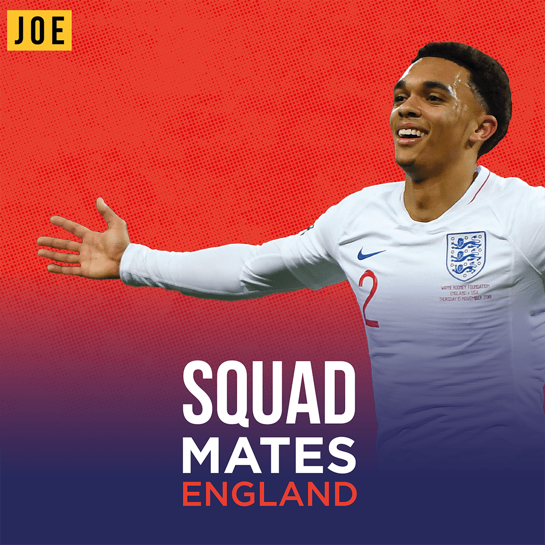 Which of the @England squad are most suited to battle? We spoke to @JesseLingard, @J_Gomez97 and @trentaa98 to find out.  #Battlefield V is out now w/ @Battlefield