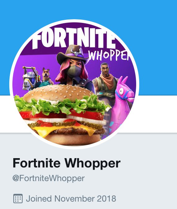 Burger King On Twitter Please Stop Asking For The Fortnite Whopper A collection of the top 20 fortnite durr burger wallpapers and backgrounds available for download for free. burger king on twitter please stop