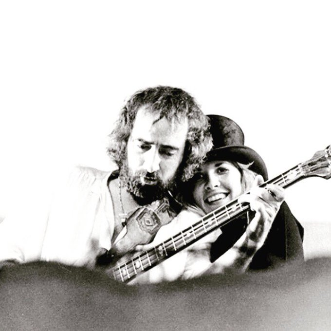 Happy Birthday John McVie.