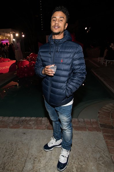 Happy 33rd Birthday to Rapper Lil Fizz !!!  Pic Cred: Getty Images/Emma McIntyre