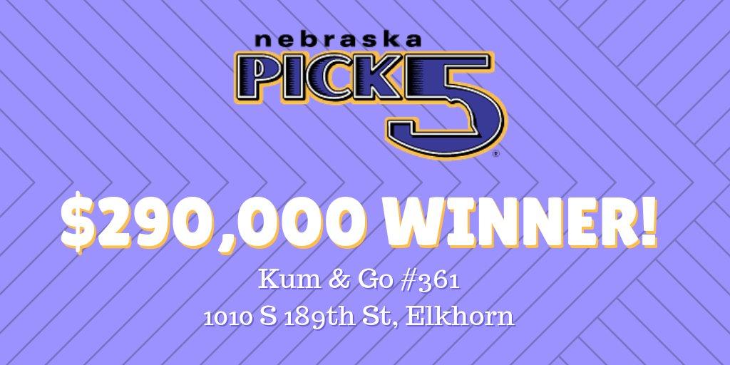 Nebraska Lottery on Twitter: