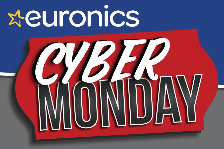 Euronics Ireland On Twitter Cyber Monday Is Here Get Free Delivery On All Orders Over 200 Deals End At Midnight Tonight Shop Now Https T Co Ytts4vph7d Https T Co I3uvvhqhej