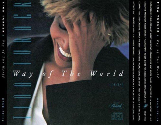 Happy Birthday ~ Tina Turner   Way of the world