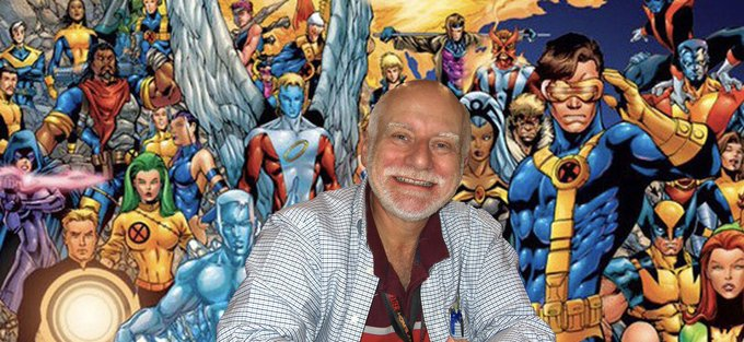 A very happy birthday to one of the all-time greats, Chris Claremont. Many happy returns sir!
