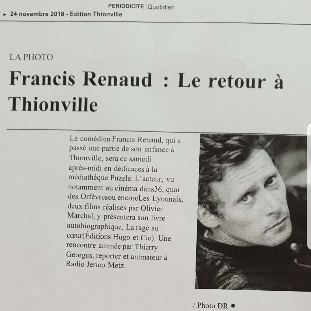 Francis Renaud On Twitter Merci Villedethionville Puzzle