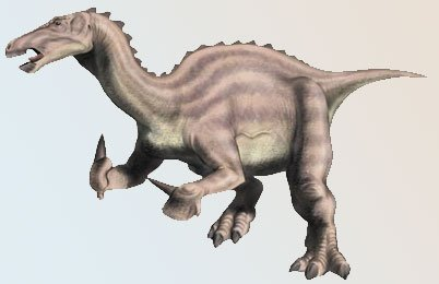 Dinosaur Facts On Twitter Iguanodon English Name Iguana Tooth Food Vegetation Short Description The Iguanodon Is A Large Vegetarian Dinosaur Which Were Peacefully Animals And Ran In Flocks It Walked On Two