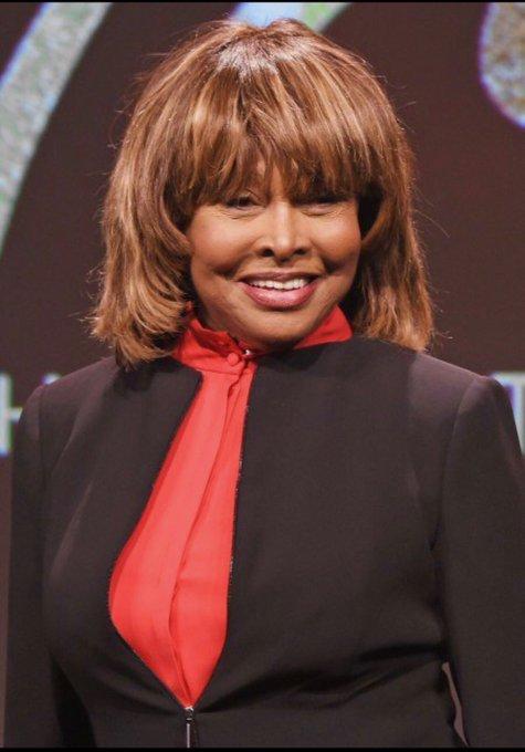 Happy 79th Birthday Anna Mae Bullock aka Tina Turner!