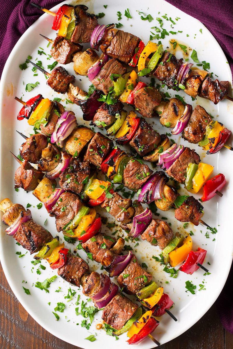 Beef Skewers #Food #FoodPorn #Photography https://t.co/w6DejwOlDe