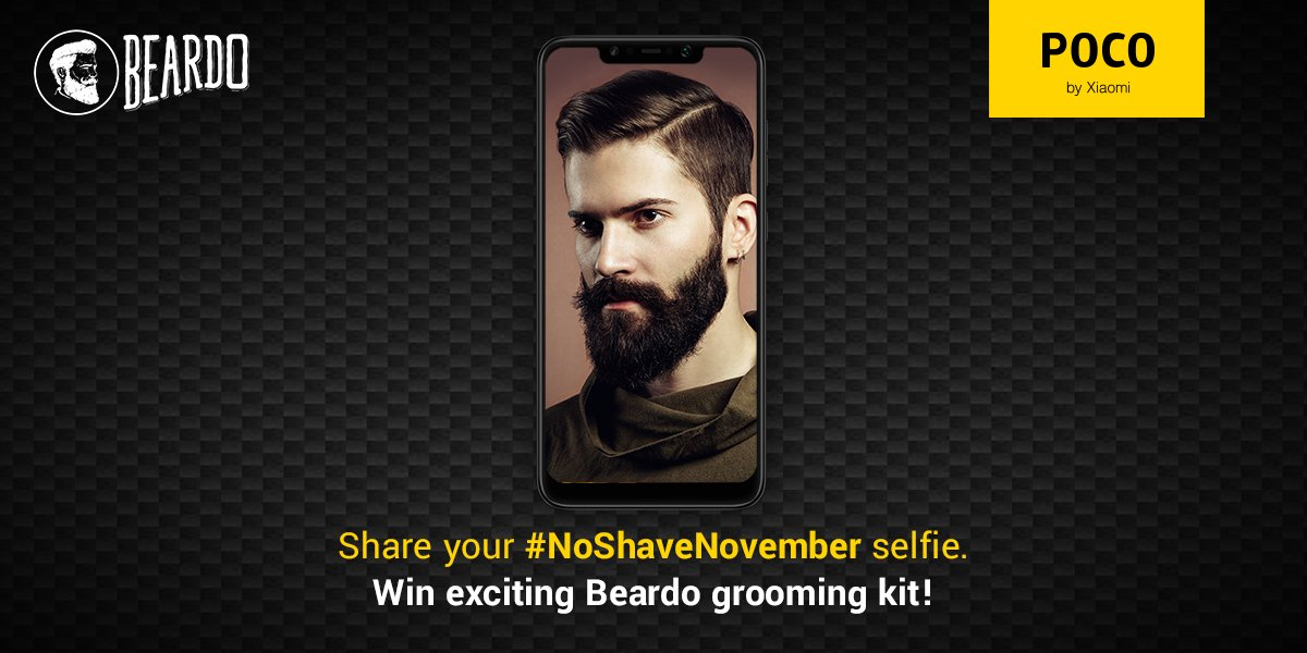 3644b0248d6 Two bearded dudes will get a chance to win exclusive  BeardoForMen grooming  kits. Check out exclusive beardo wallpapers from  MIUI India Themes ...