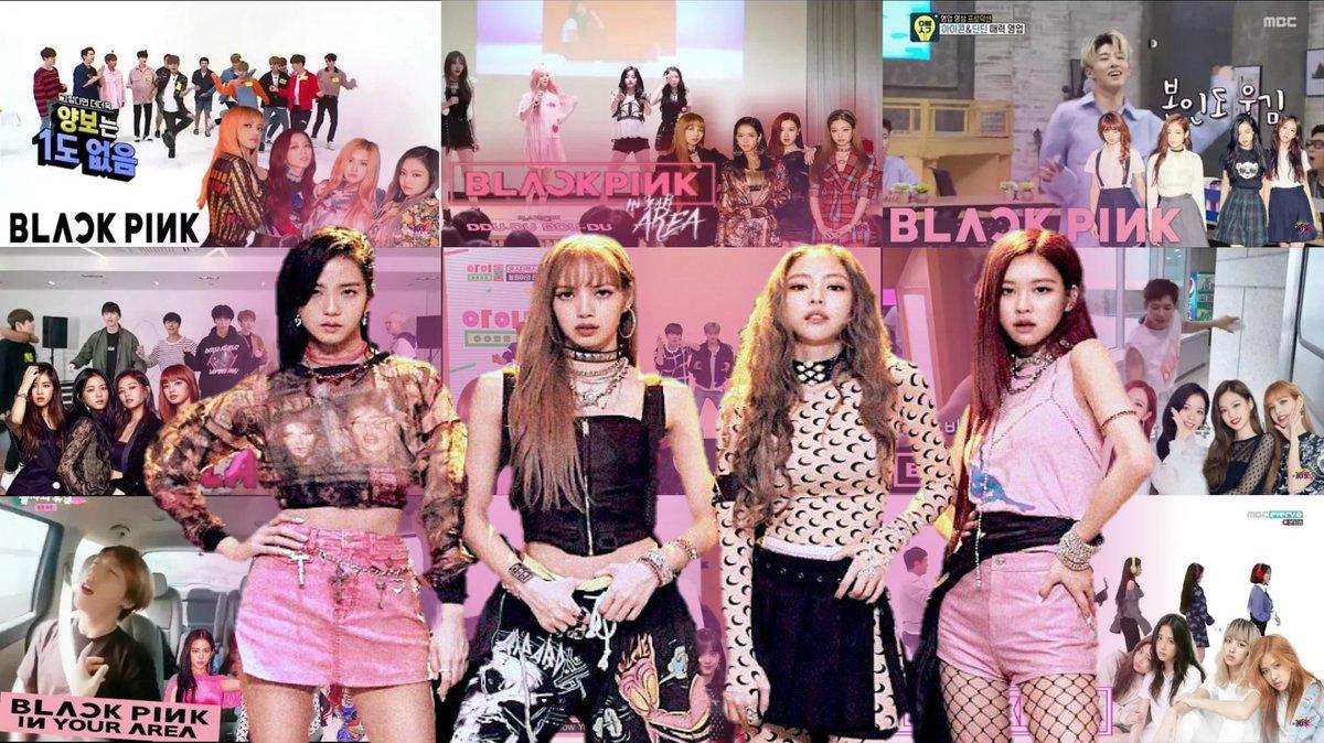 K-Idols Dancing 💃 and Singing 🎶 to BLACKPINK Songs  [Thread of links below 👇]