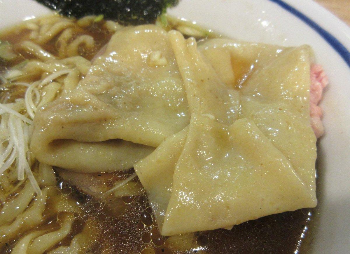 まるで饂飩のような食感の麺は加水率50%台の超多加水麺!~手打式超多加水麺ののくら(東京/亀有)~   #tabelog