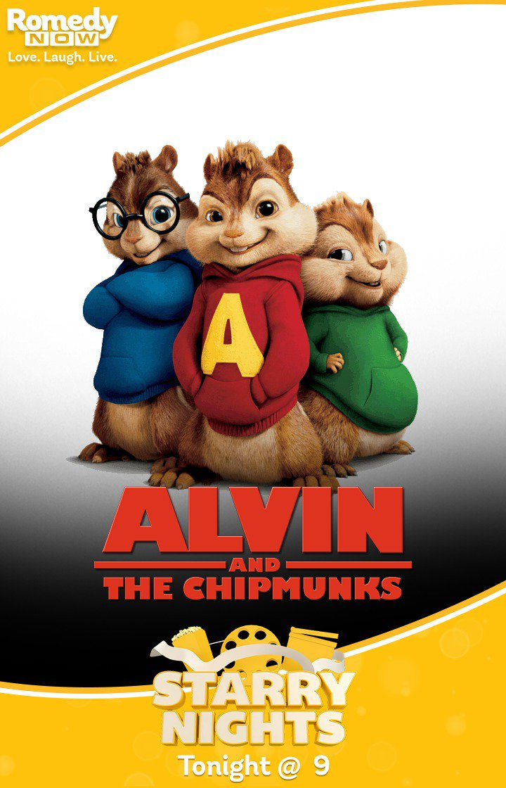 chipmunks names alvin theodore