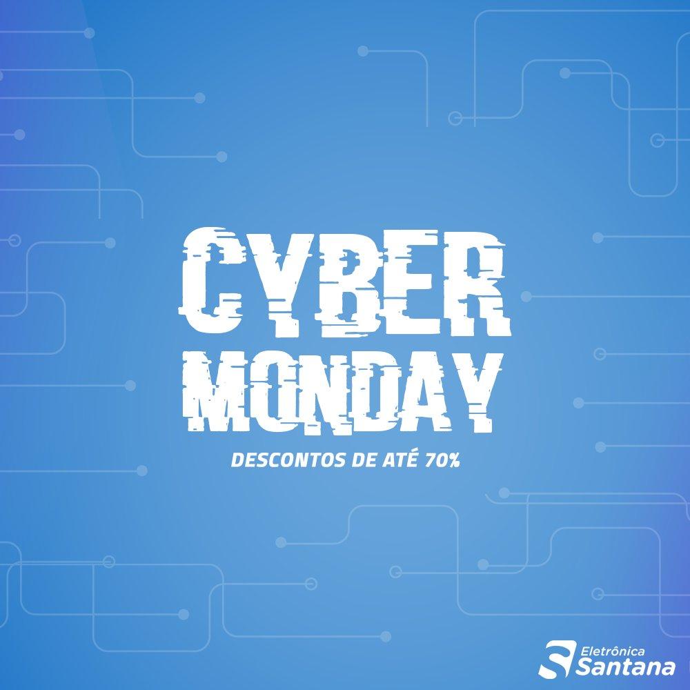 Mais um dia de super descontos para você!  Aproveite e não perca a sua última oportunidade de garantir seus produtos por preços incríveis nessa #CyberMonday. https://t.co/Krs6X1fxJN https://t.co/1h2CqSArTs