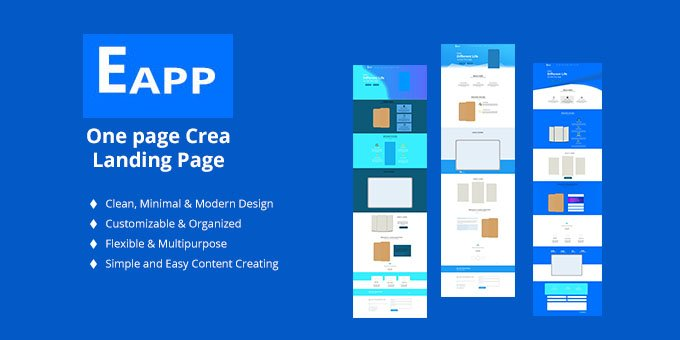 codegrape on twitter eapp mobile app landing page psd template