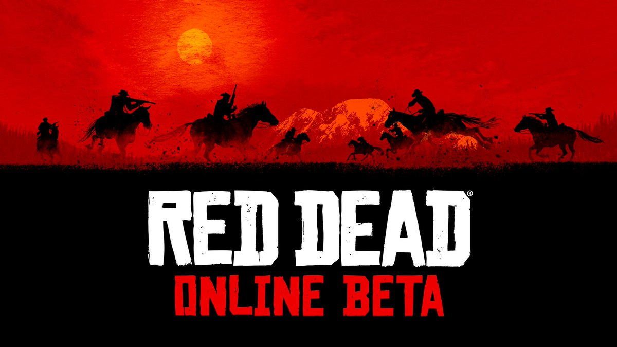 Red Dead Online Beta Early access begins tomorrow, November 27 Details: rsg.ms/445d216