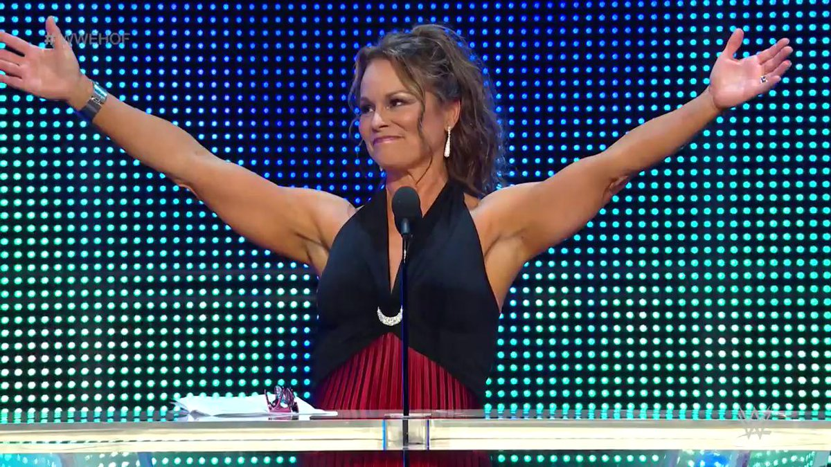 Happy birthday to @WWE Hall of Famer @MorettiIvory! #WWEHOF #WWENetwork