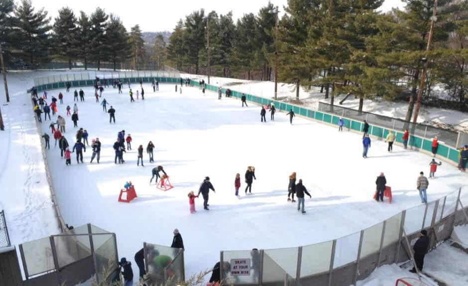 schenley ice skating rink - 940×574