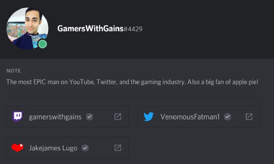 discord  hashtag on Twitter