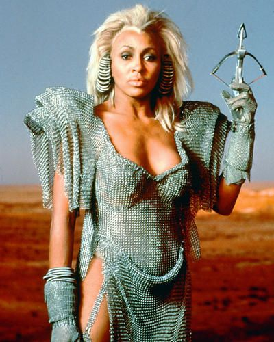 "Happy Birthday TINA TURNER! There\s no one fiercer! ""Why you\re just a raggedy man.\"""