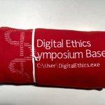 Il ne reste que deux jours! Complet, attente d'un bon auditoire et discussions #digitalethicsbasel