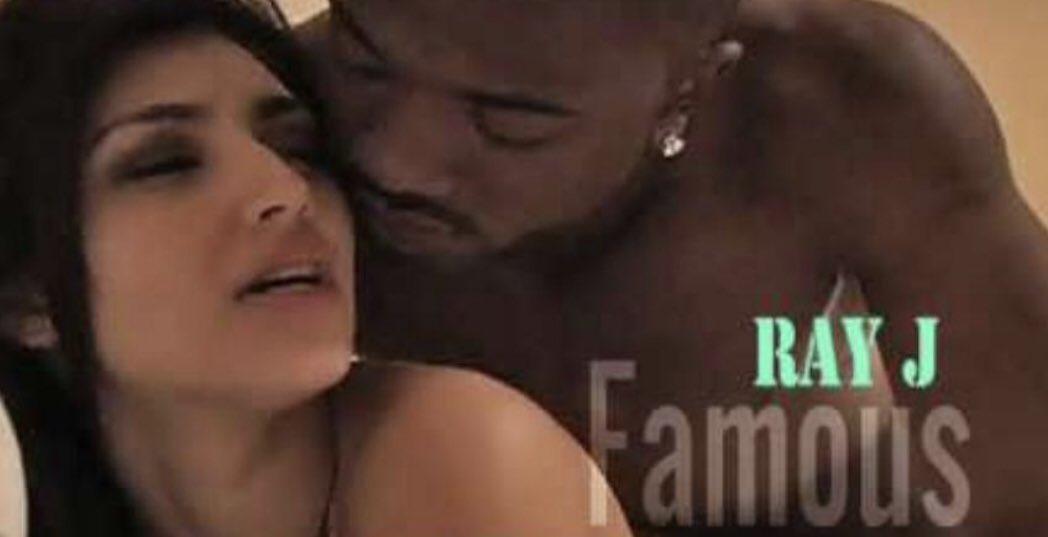 kim kardashian full sex tape ray j