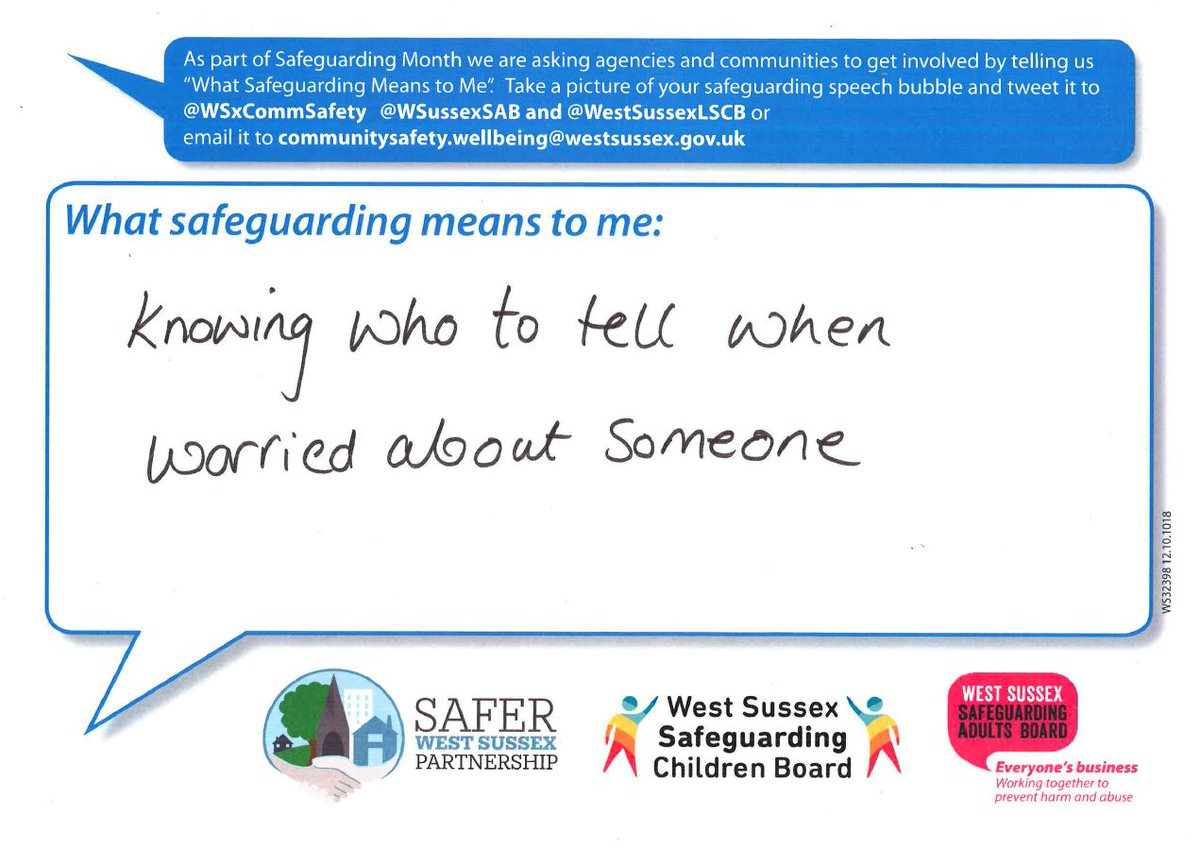 agencies involved in safeguarding