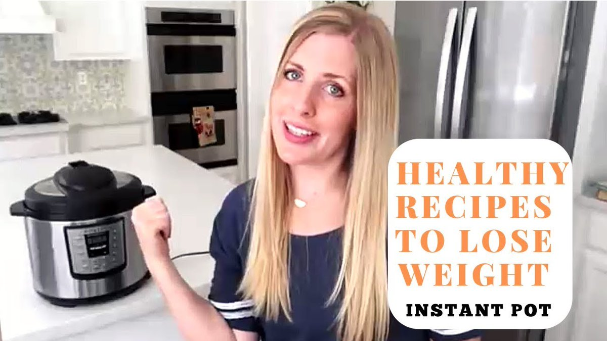 https://t.co/ywEdHrZdCC - Healthy Weight Loss Recipes With Instant Pot - 3 Recipes (EASY) https://t.co/ka87suvZyo