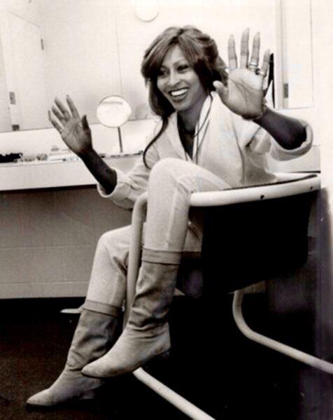Happy birthday to Tina Turner.