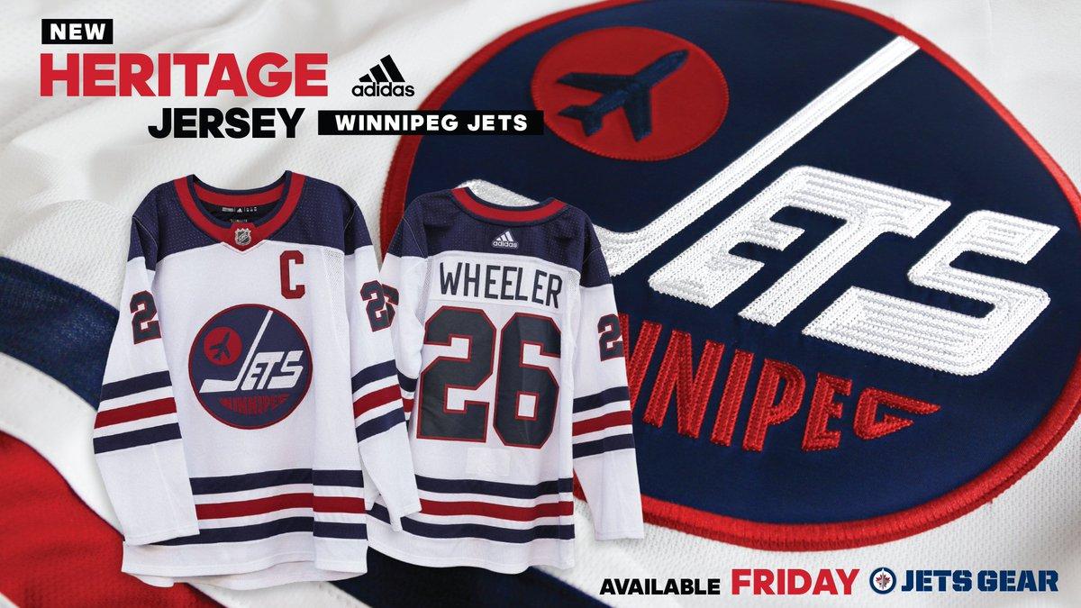 sports shoes 35555 a0430 Winnipeg Jets on Twitter: