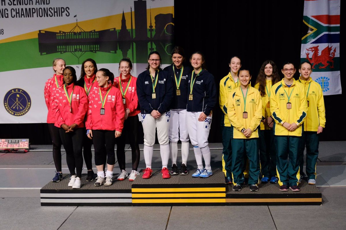 904e2c0ade Great to see so many @edunifencing members past and presents in this photo.  https://www.ed.ac.uk/sport-exercise/news/fencers-go-for-commonwealth-gold …  ...