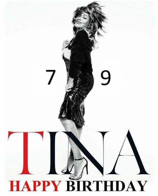 Namaste Queen! Happy Birthday Tina Turner! Lil\ Ann grown now!