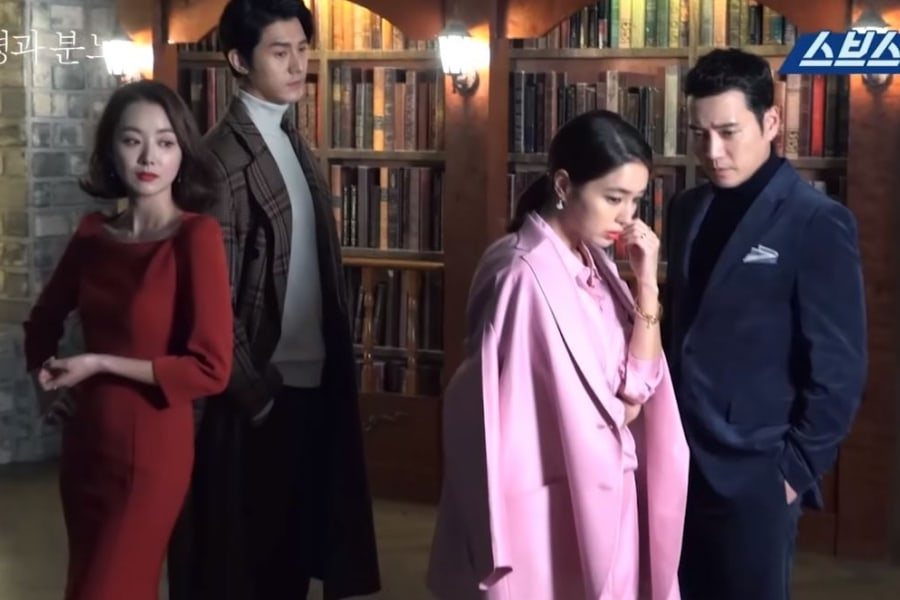 Soompi On Twitter Watch Fates And Furies Cast Introduce